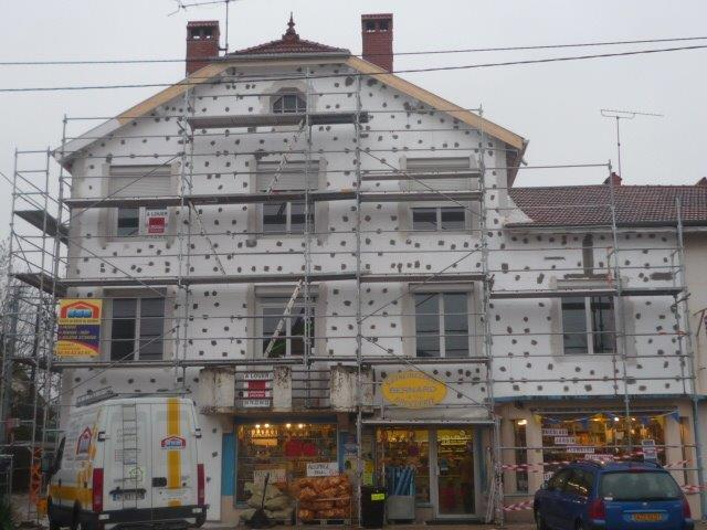 Travaux D Isolation Des Combles Murs 224 Bourg En Bresse Ain
